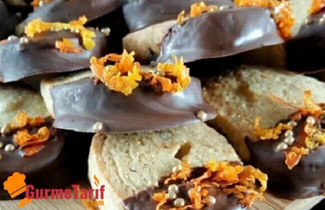 tarçınlı portakallı kurabiye tarifi
