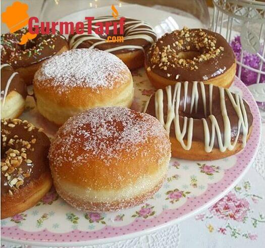 Donut Tarifi – Donut Nasıl Yapılır?