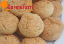 hindistan cevizli kurabiye tarifi
