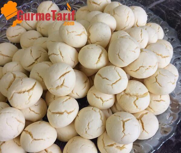 nişastalı mini kurabiye tarifi