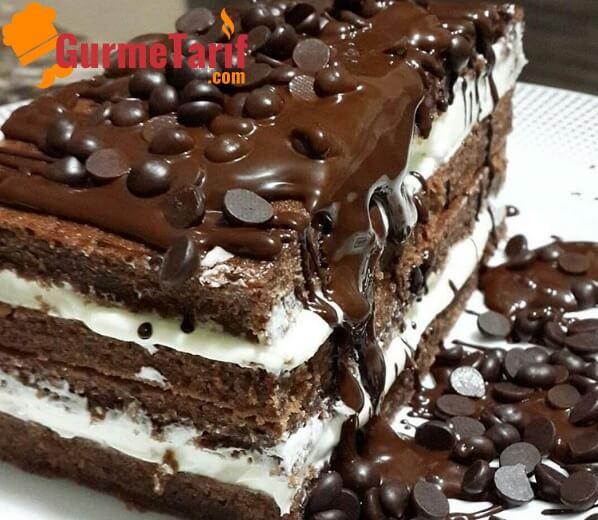 süt dilimi pastası tarifi
