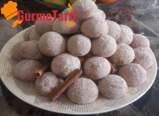 tarçınlı cevizli kurabiye tarifi