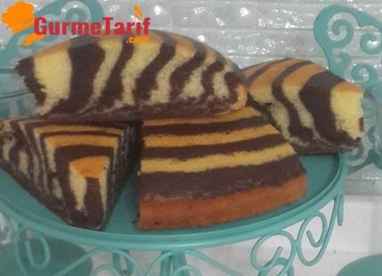zebra kek tarifi