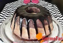 İki renkli kek tarifi