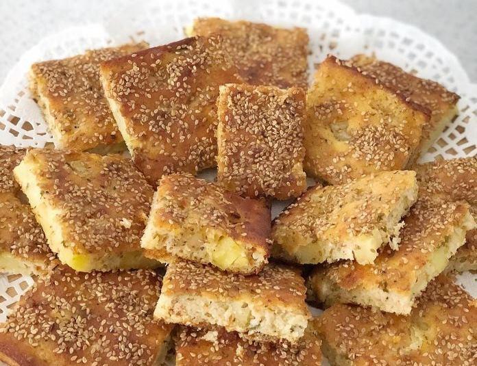 Patatesli kek tarifi