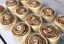 Cinnamon Rolls Tarifi