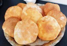 Puf puf pita ekmeği tarifi