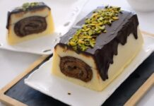 Sürpriz Pasta Tarifi
