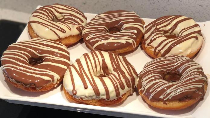 Donut Tarifi – Efsane Oldu Parmaklarını Yediler