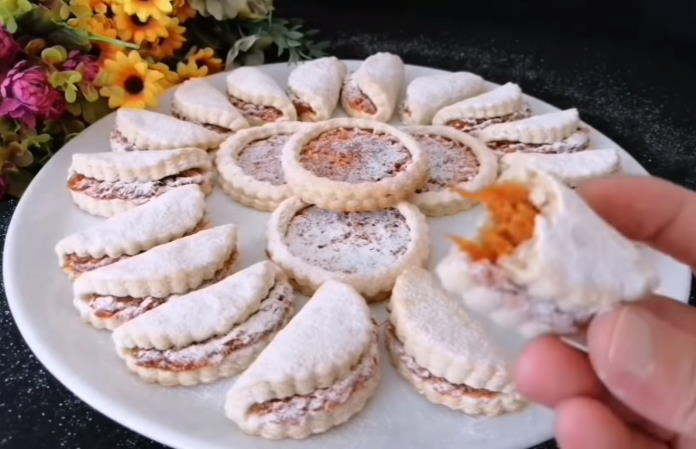havuçlu kurabiye tarifi