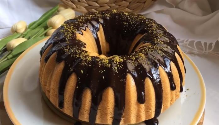 Sütsüz Kek Tarifi