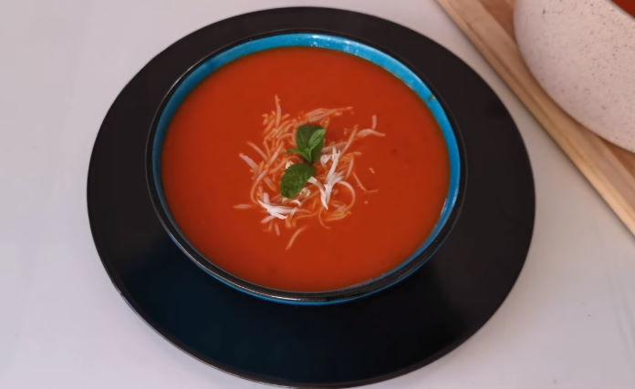 Köz biber çorbası tarifi