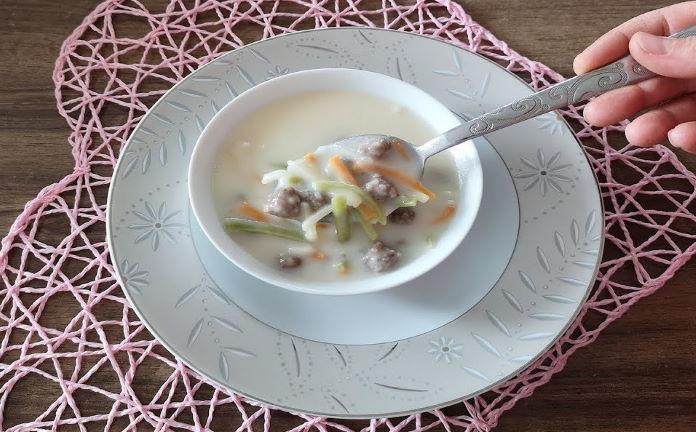 Köfteli Erşte Çorbası tarifi nasıl yapılır?