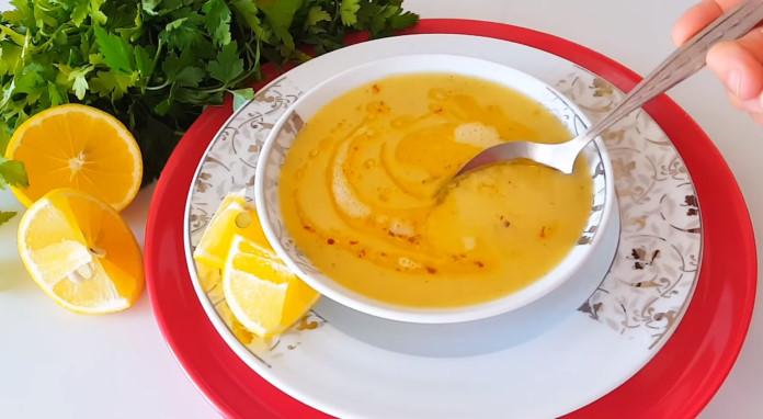 Lokanta usulü mercimek çorbası tarifi nasıl yapılır?
