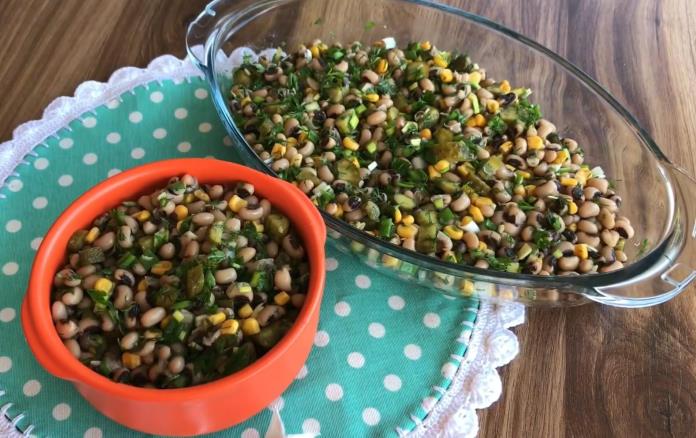 Kuru Börülce Salatası tarifi nasıl yapılır?