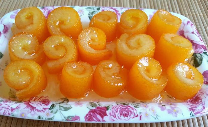 Portakal kabuğu reçeli tarifi nasıl yapılır? Acı olur mu? Tadı nasıl?