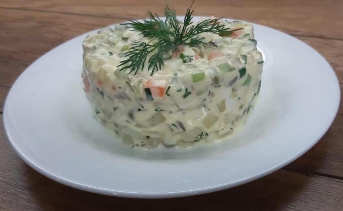 Rus Salatası tarifi nasıl yapılır?