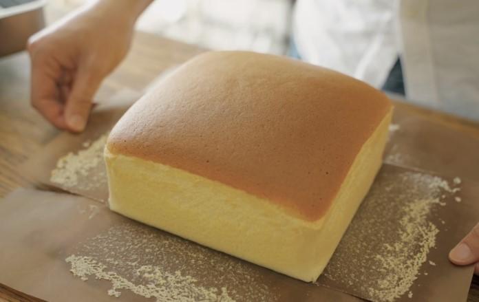 Japon castella kek tarifi