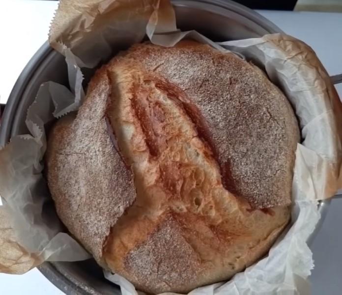 Tencerede trabzon vakfıkebir ekmeği tarifi nasıl yapılır