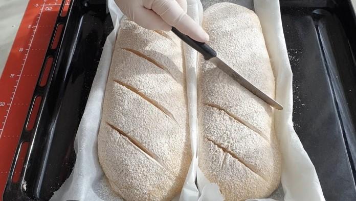 evde ekmek yapımı tarifi zeytinyağlı ekmek