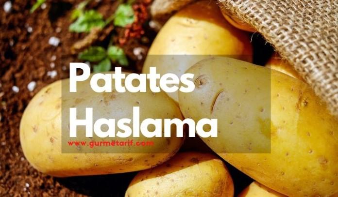 Patates nasıl haşlanır? kaç dakikada pişer?