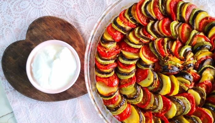 Fırında sebze dizme yemeği tarifi, vejetaryen yemek tarifi