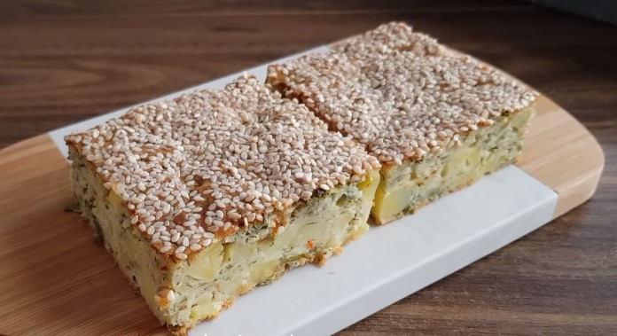Patatesli tuzlu kek tarifi