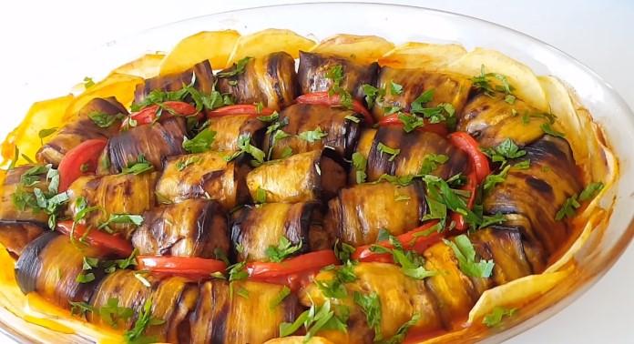 Patlıcanlı kıymalı ana yemek tarifi