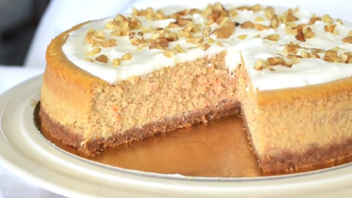 havuçlu cheesecake tarifi nasıl yapılır?