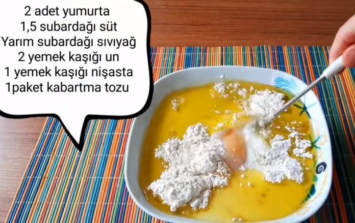 Börek sosu