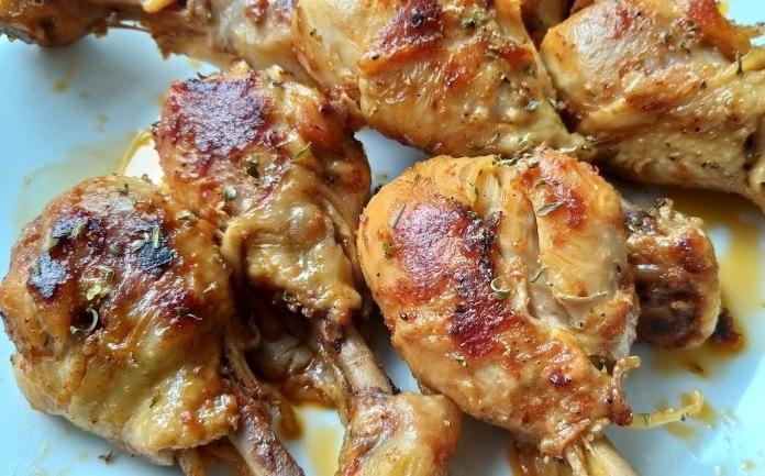 Tencerede soslu tavuk baget kızartması tarifi