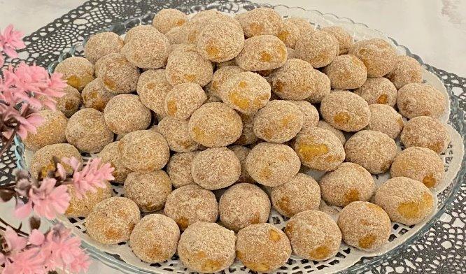 misket kurabiye tarifi