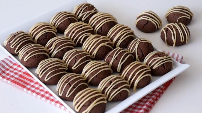 Pudingli kurabiye tarifi, pratik kurabiye tarifi.