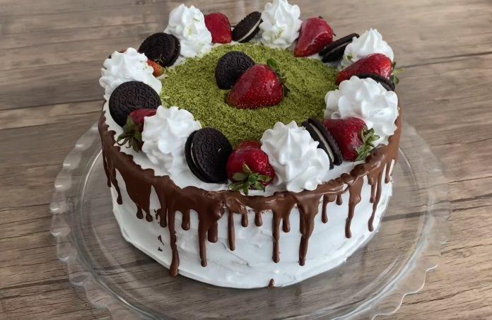 Doğum günü pastası tarifi pratik
