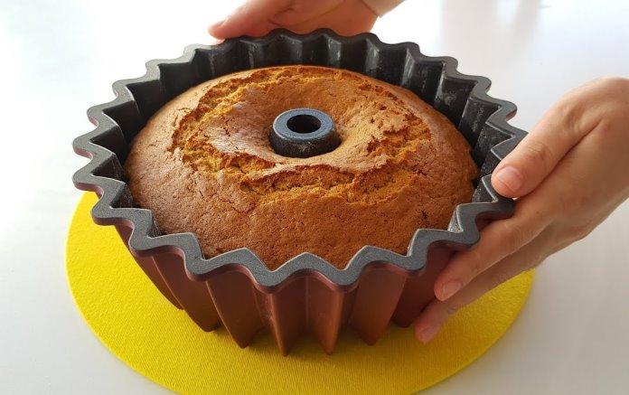 Kış keki tarifi. Havuçlu kek, tarçınlı kek, cevizli kek tarifi.