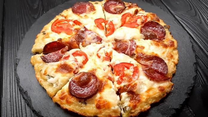 kabaktan pizza hamuru tarifi