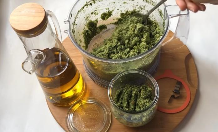 Pesto sosu tarifi, nasıl yapılır?