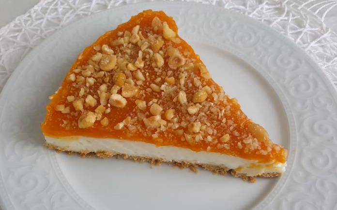 Fırınsız balkabağı pastası tarifi