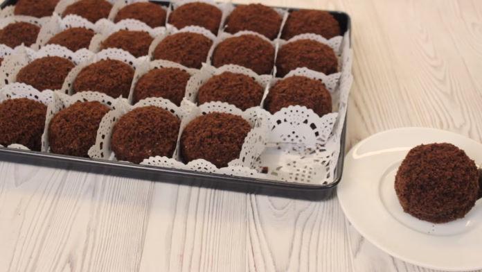 Porsiyonluk Mini Köstebek Pasta Tarifi