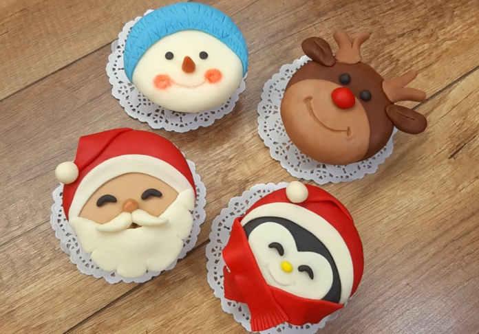 yeni yıl yılbaşı cupcake tarifleri, doğum günü cupcake tarifleri