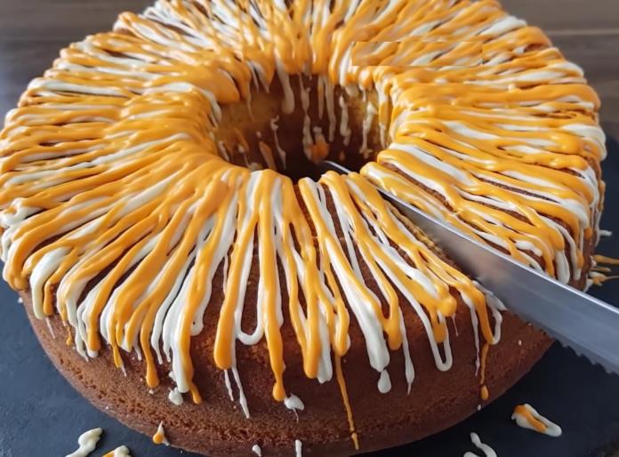 Portakallı kış keki tarifi